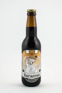 Birra speziata, la Saracena