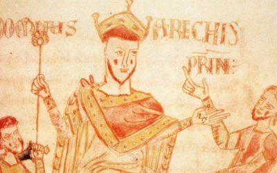 Arechi II, duca di Benevento e principe di Salerno