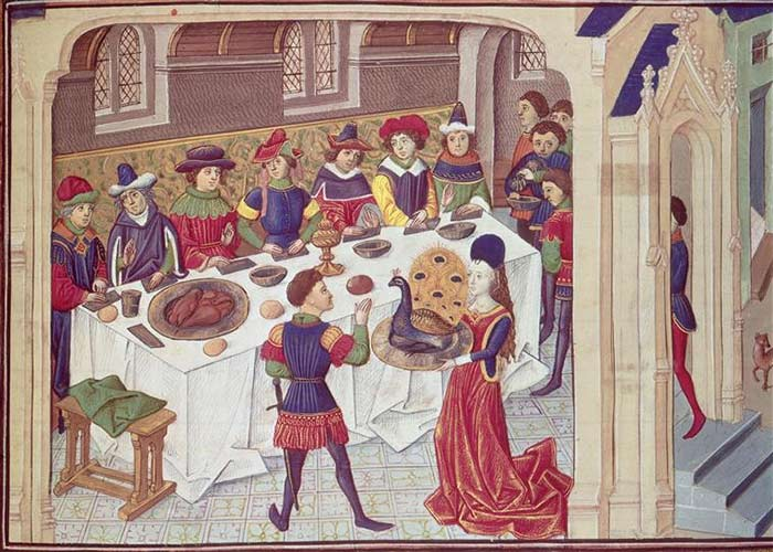 cucina-medievale-povera