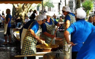 Lo spirito delle sagre e la riscoperta dei sapori artigianali
