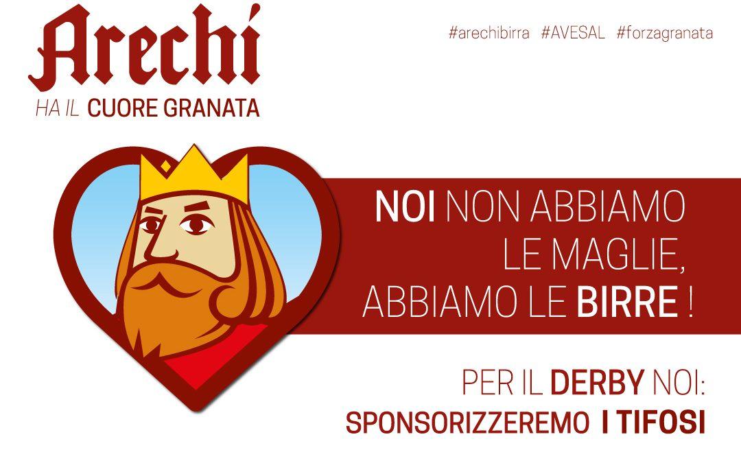 Derby: La sfida made in Sa di Birra Arechi