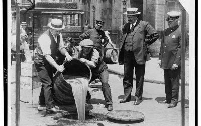 Birre scomparse col proibizionismo e con altri eventi storici